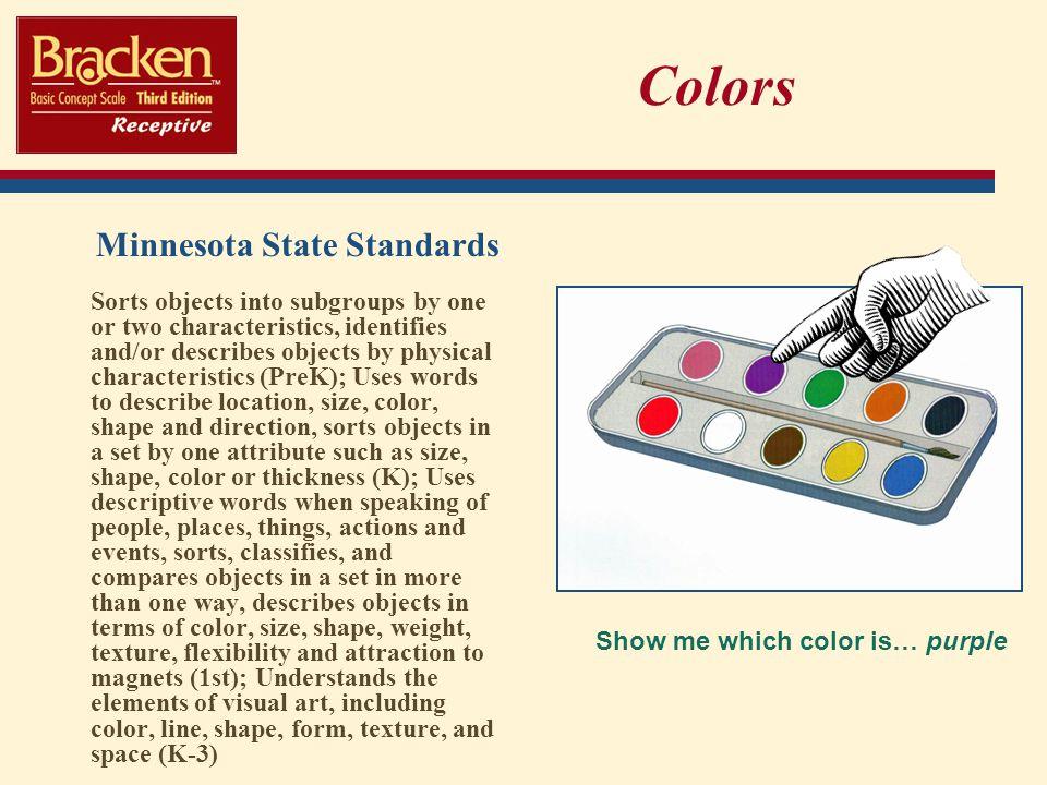 Minnesota State Standards