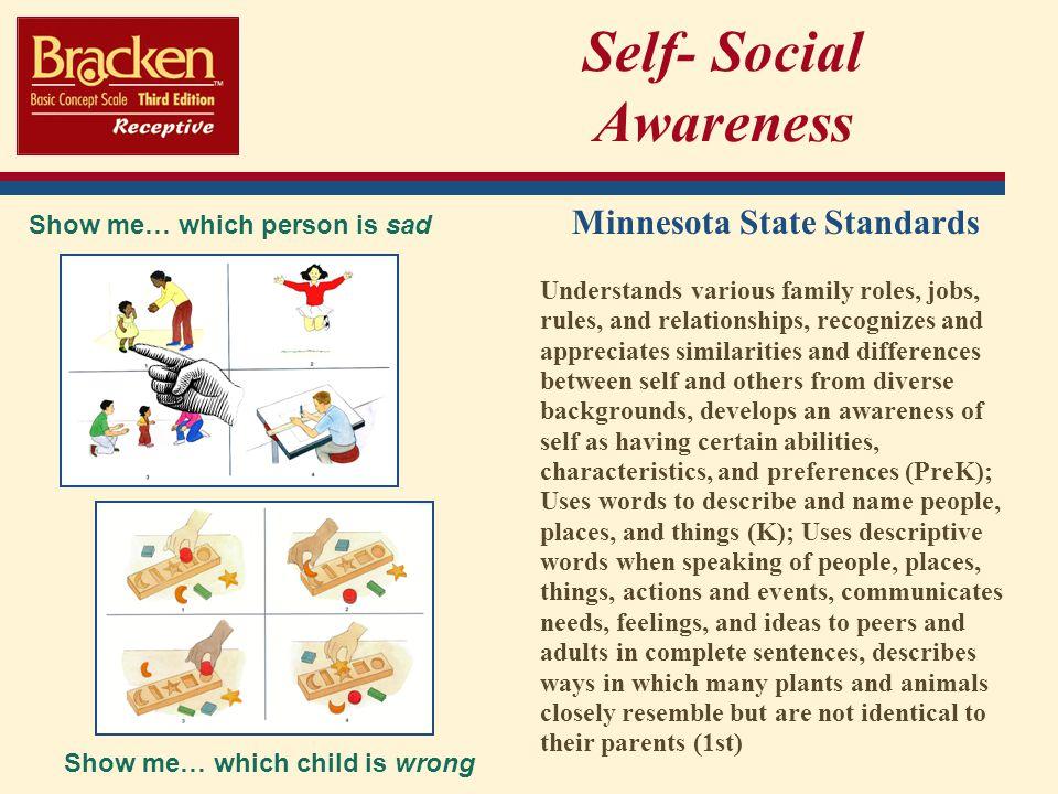 Self- Social Awareness