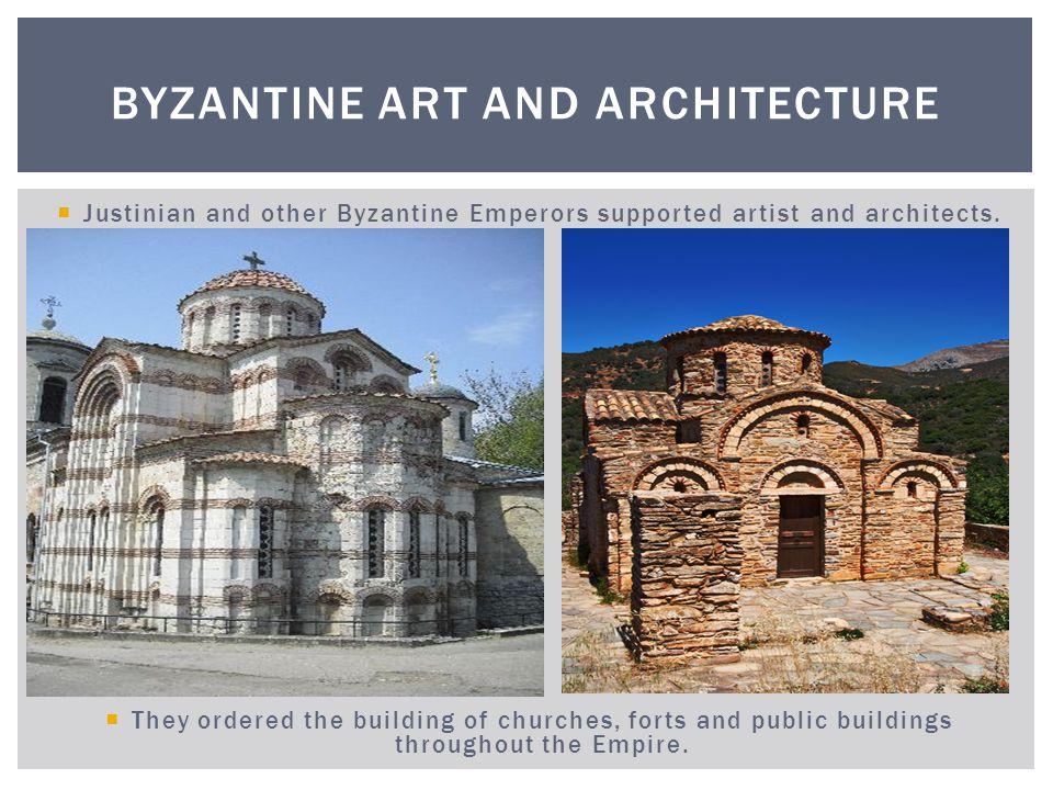 Byzantine Art and Architecture