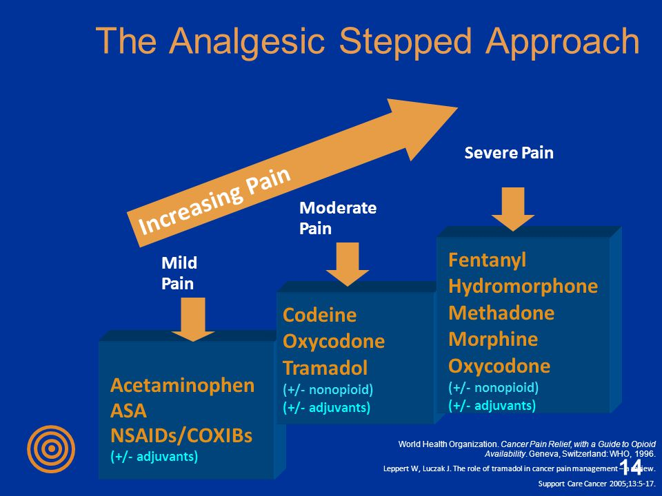 The Analgesic Stepped Approach