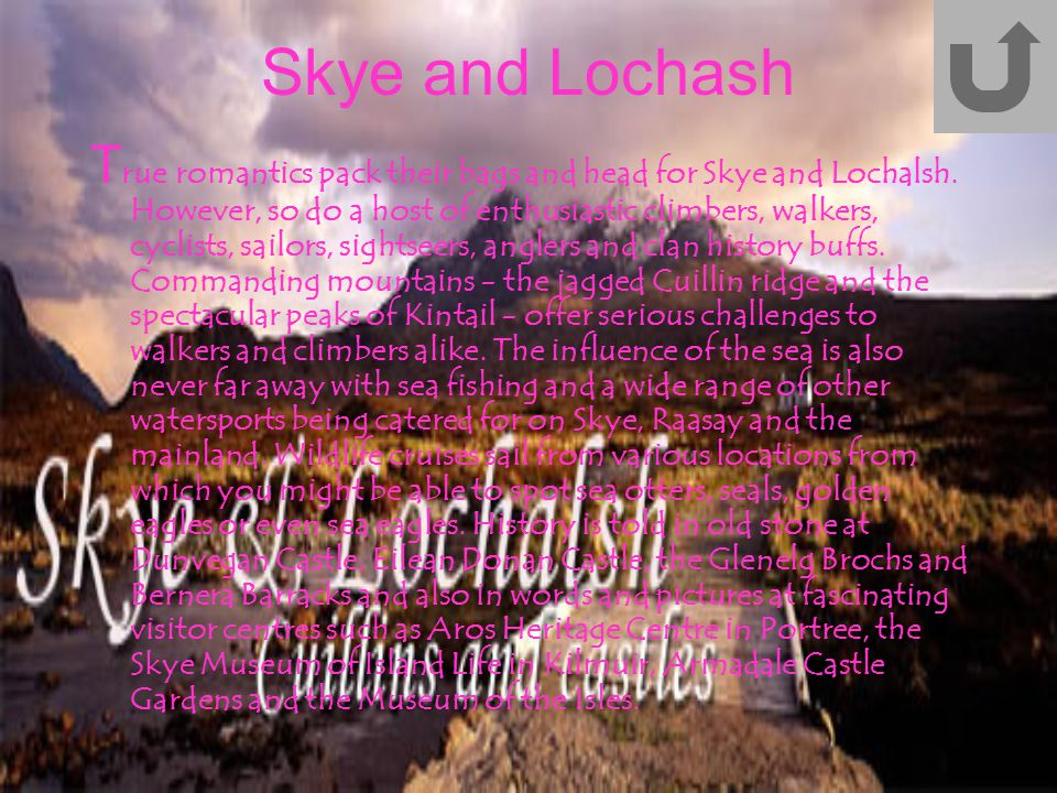 Skye and Lochash