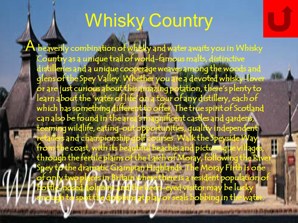 Whisky Country