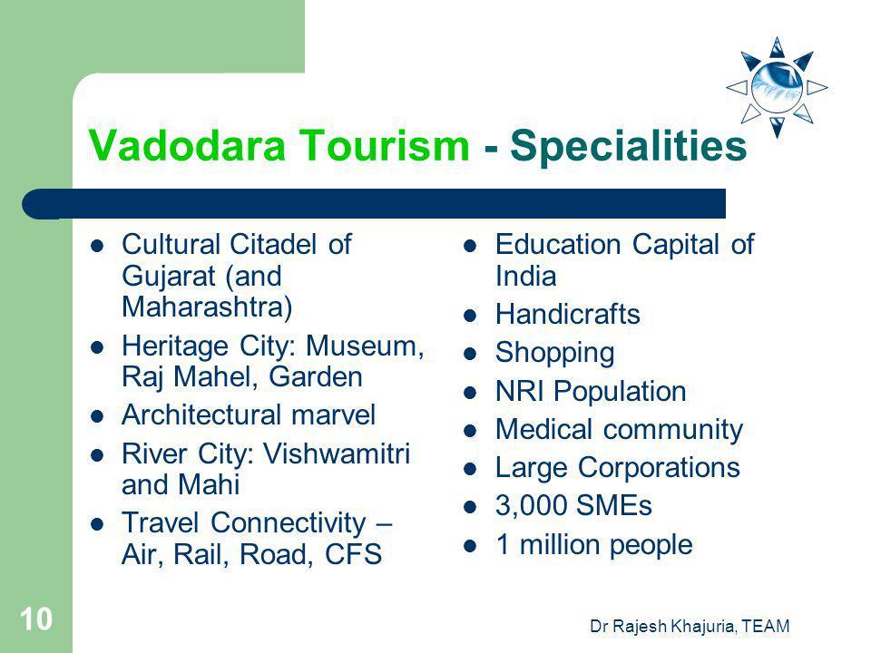 Vadodara Tourism - Specialities