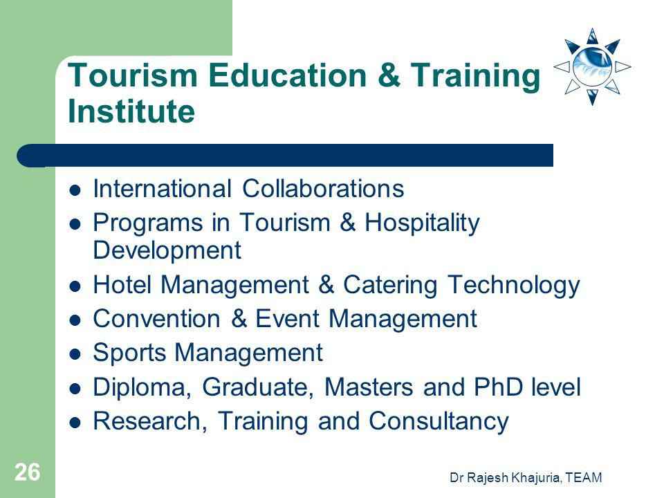 Tourism Education & Training Institute
