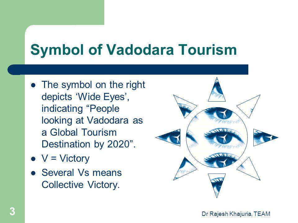 Symbol of Vadodara Tourism
