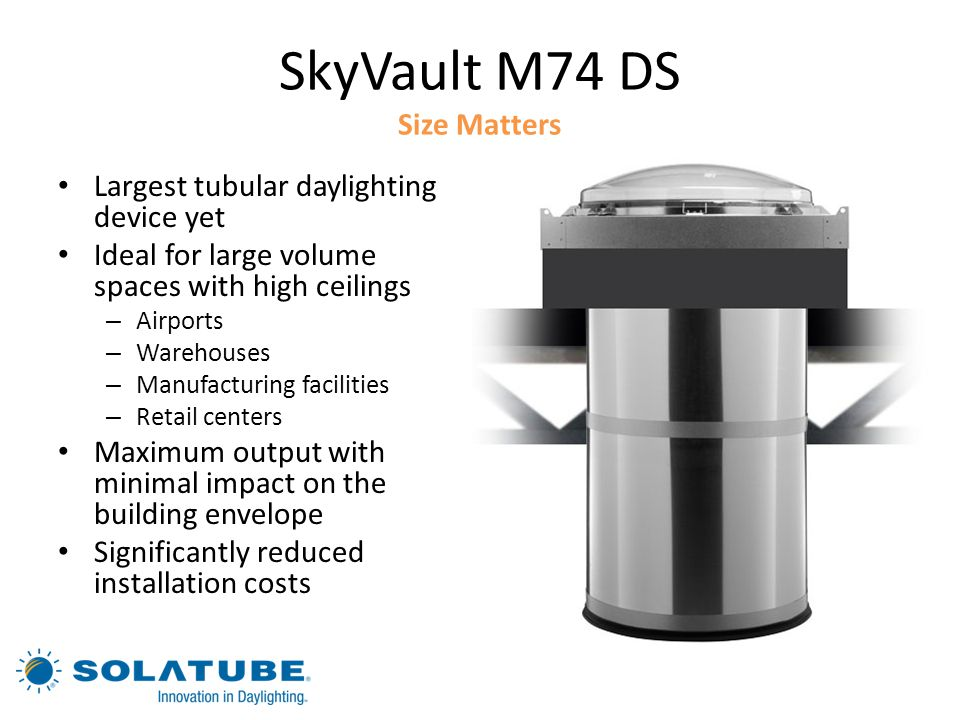 SkyVault M74 DS Size Matters