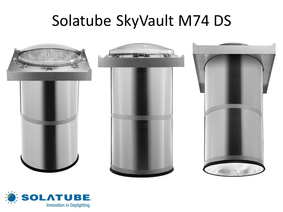 Solatube SkyVault M74 DS