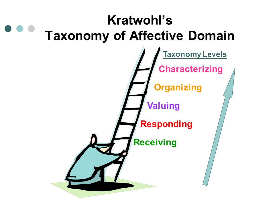 Kratwohl's Taxonomy of Affective Domain