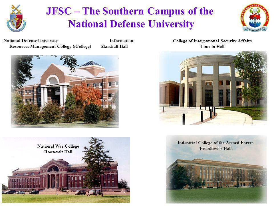 JFSC – The Southern Campus of the National Defense University