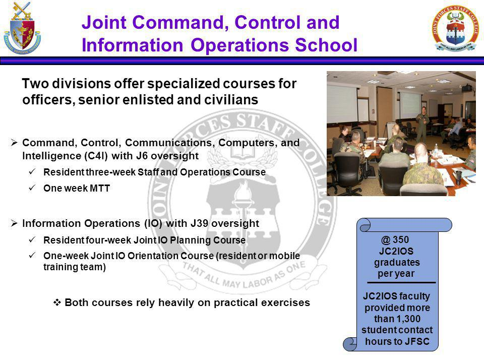 Joint Command, Control and Information Operations School