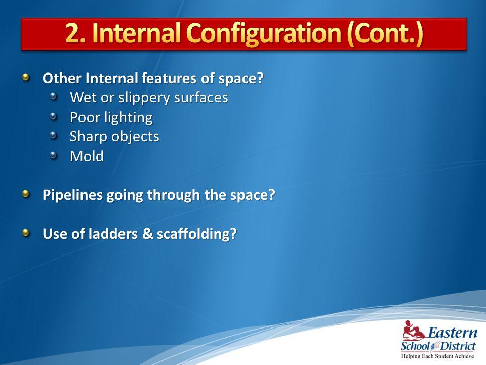 2. Internal Configuration (Cont.)