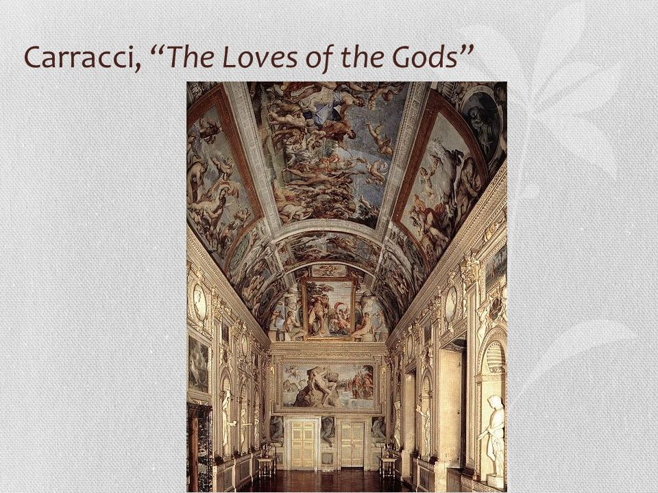 Carracci, The Loves of the Gods