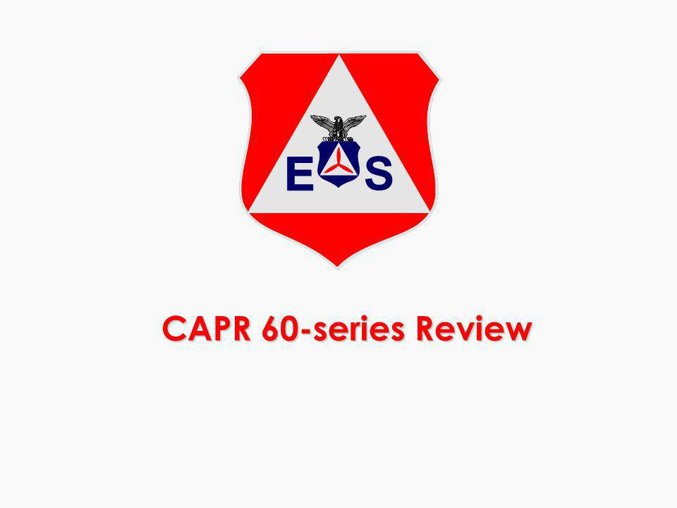 CAPR 60-series Review