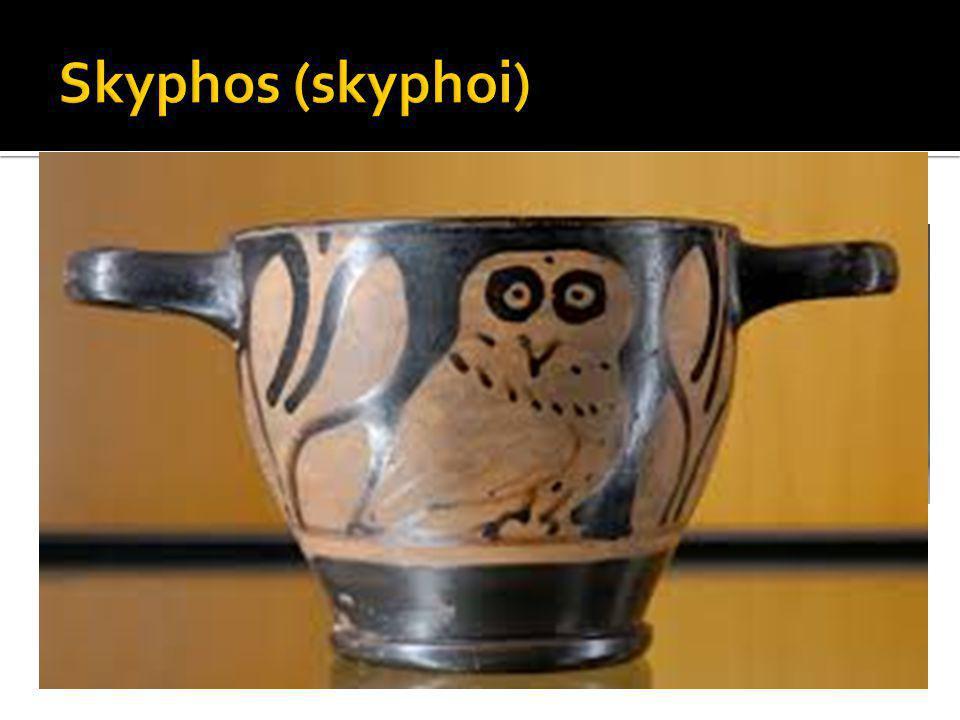 Skyphos (skyphoi)