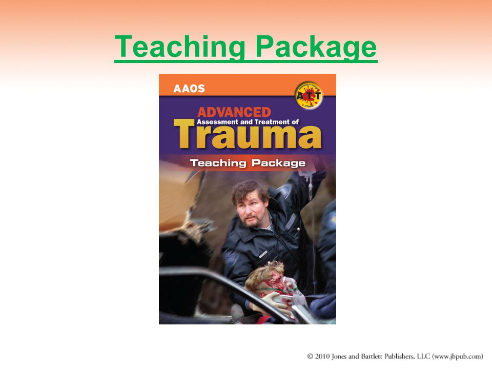 Teaching Package The Toolkit CD-ROM and DVD are conveniently offered together in the ATT Teaching Package.