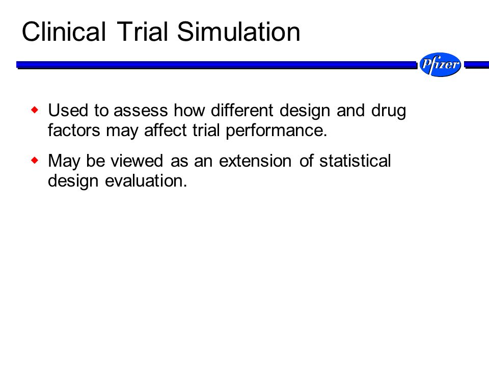 Clinical Trial Simulation