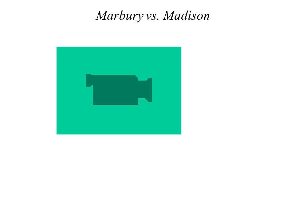 Marbury vs. Madison