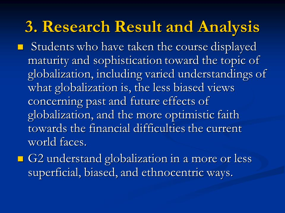 3. Research Result and Analysis