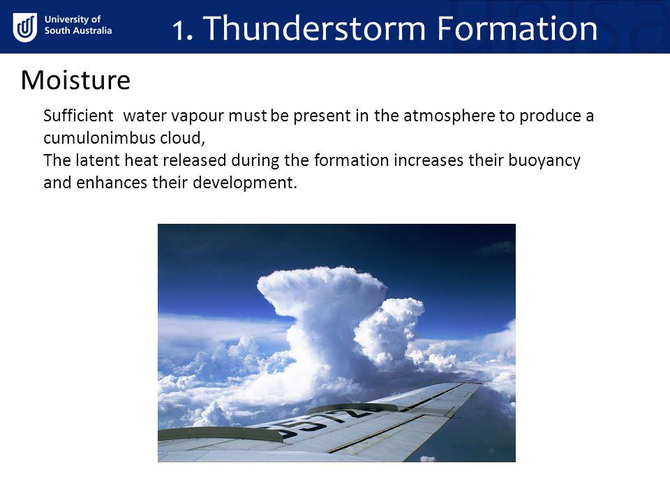 1. Thunderstorm Formation