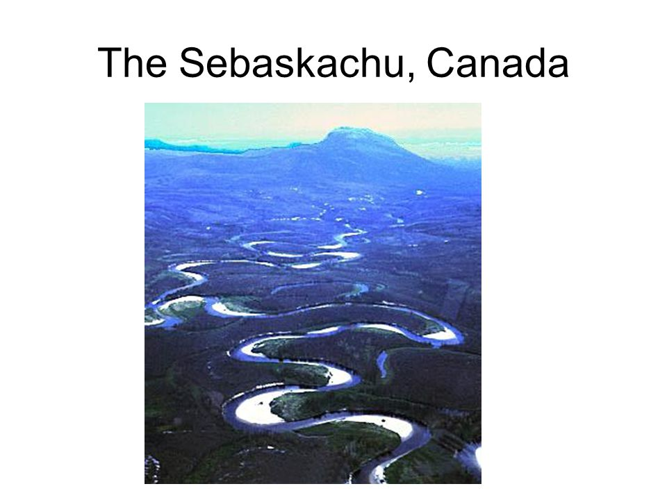 The Sebaskachu, Canada