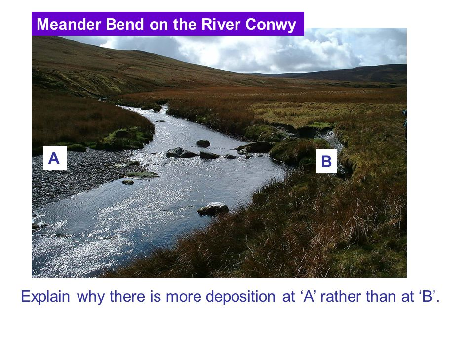 The Middle and Lower Course of a River - ppt video online download