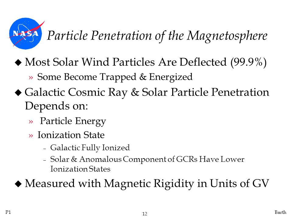 Particle Penetration of the Magnetosphere