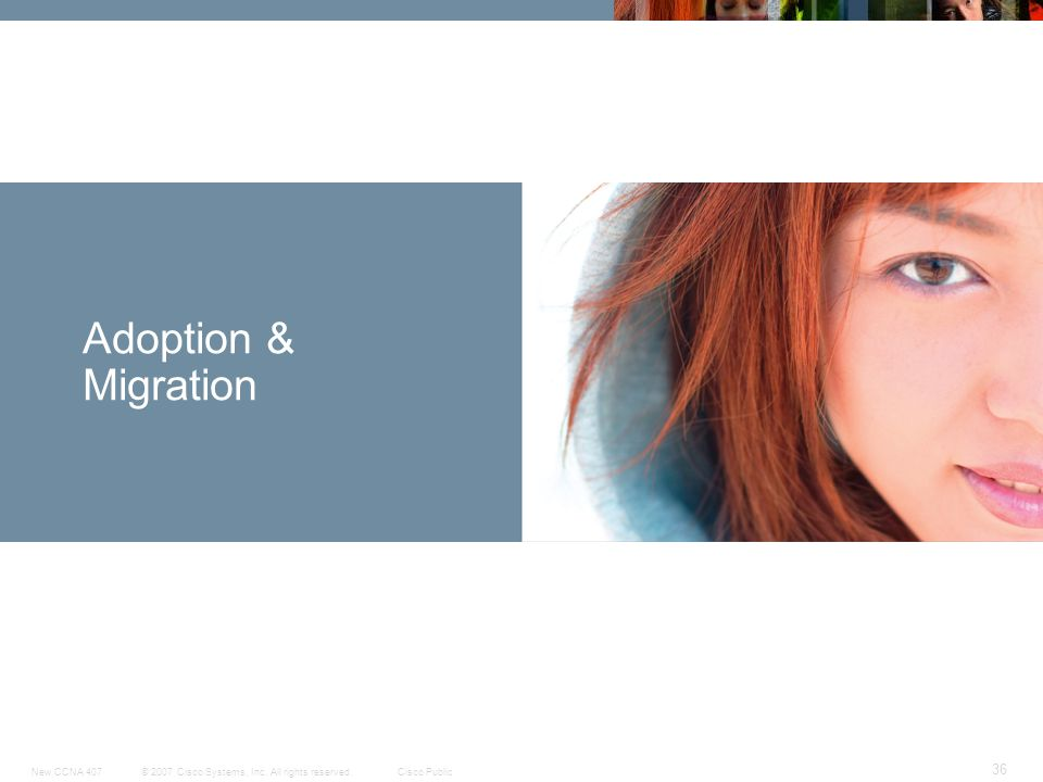 Adoption & Migration