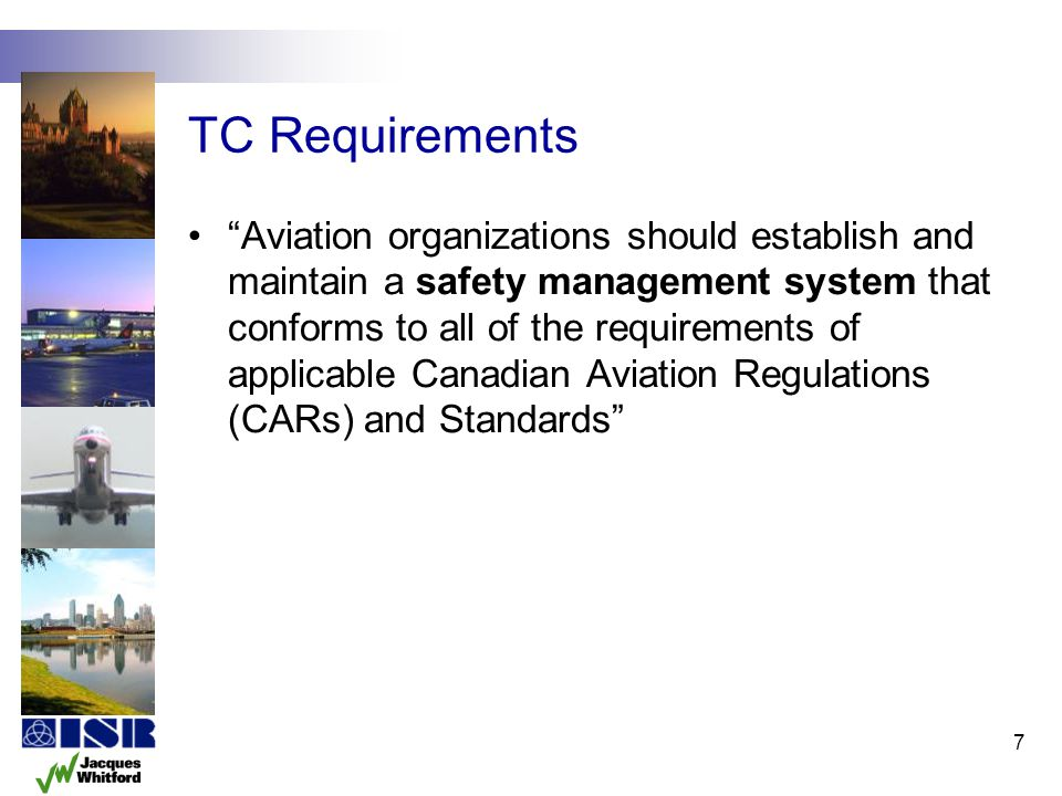 TC Requirements
