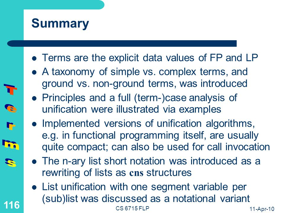 Functional and Logic Definition Clauses