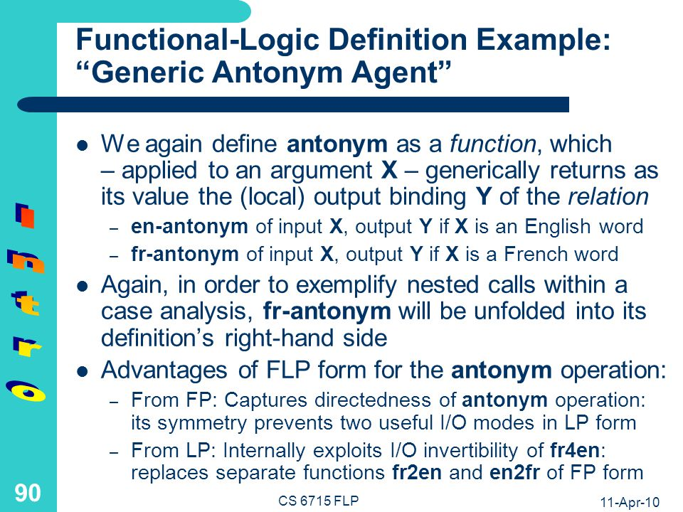 Functional-Logic Programs: Case Analysis, Conjunctive Calls, and Returned Values