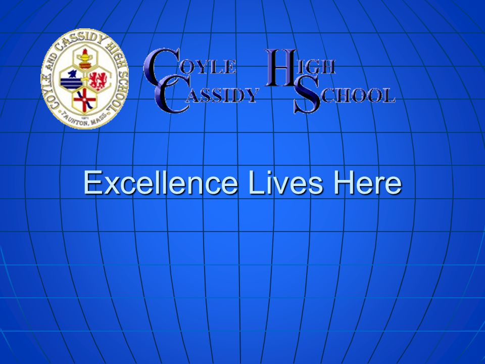 Excellence Lives Here Syllabus