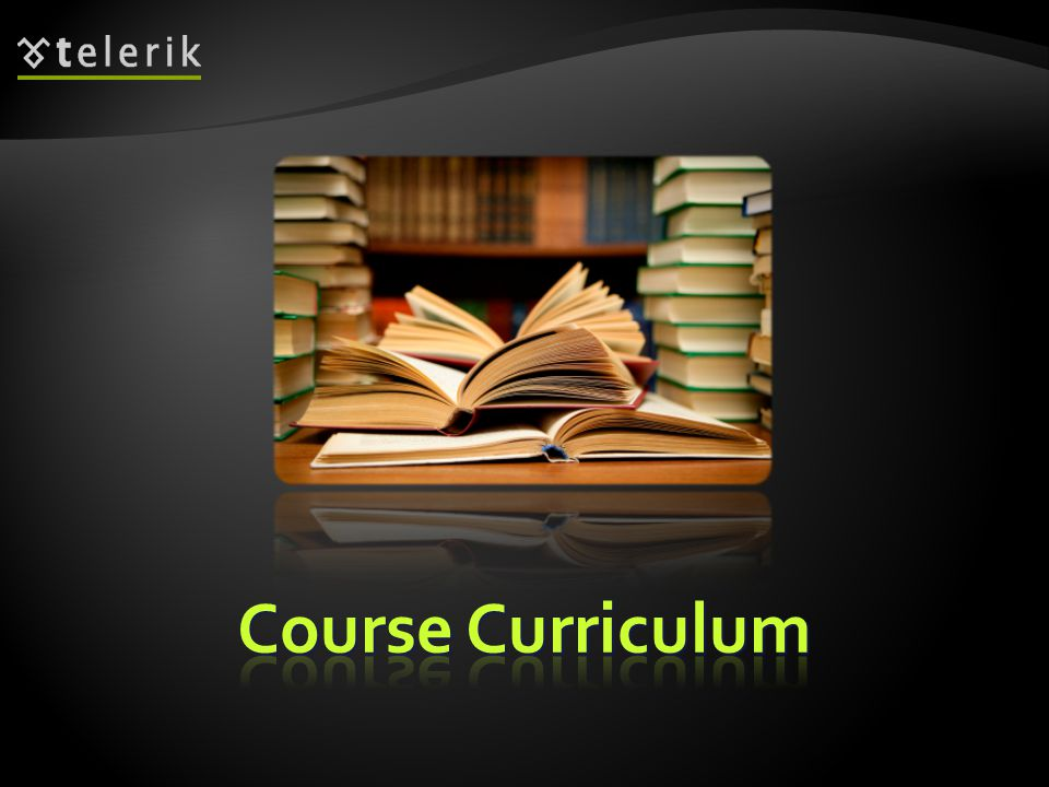 Course Curriculum