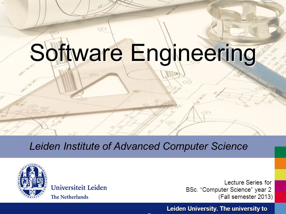 Leiden Institute of Advanced Computer Science