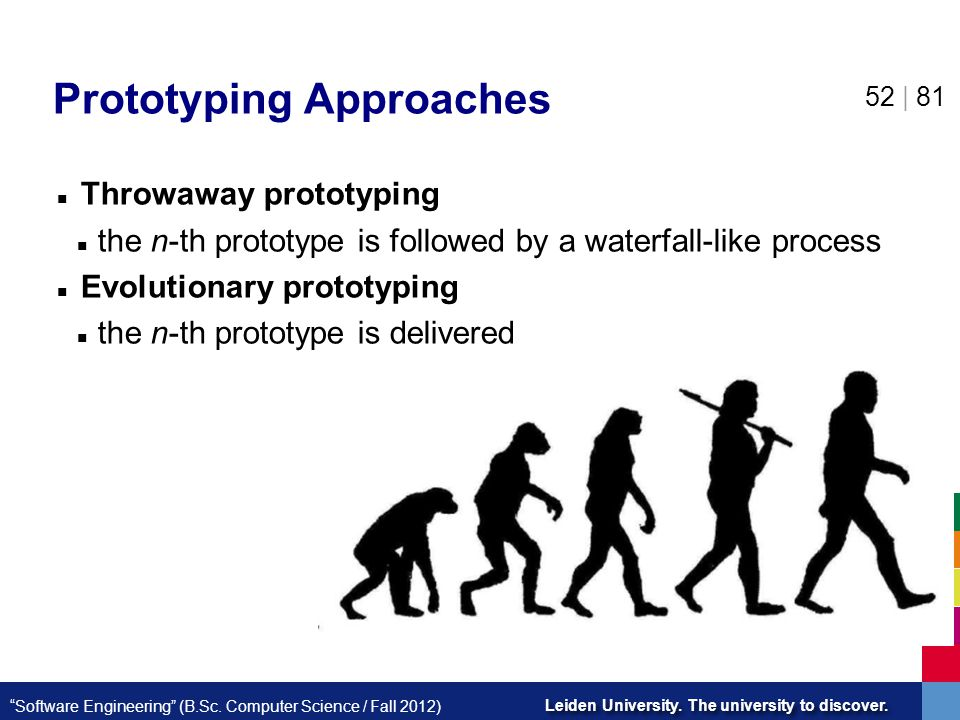 Prototyping Approaches