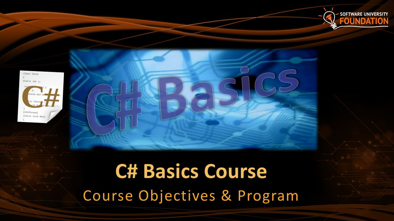 Course Objectives & Program
