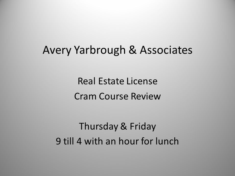 Avery Yarbrough & Associates