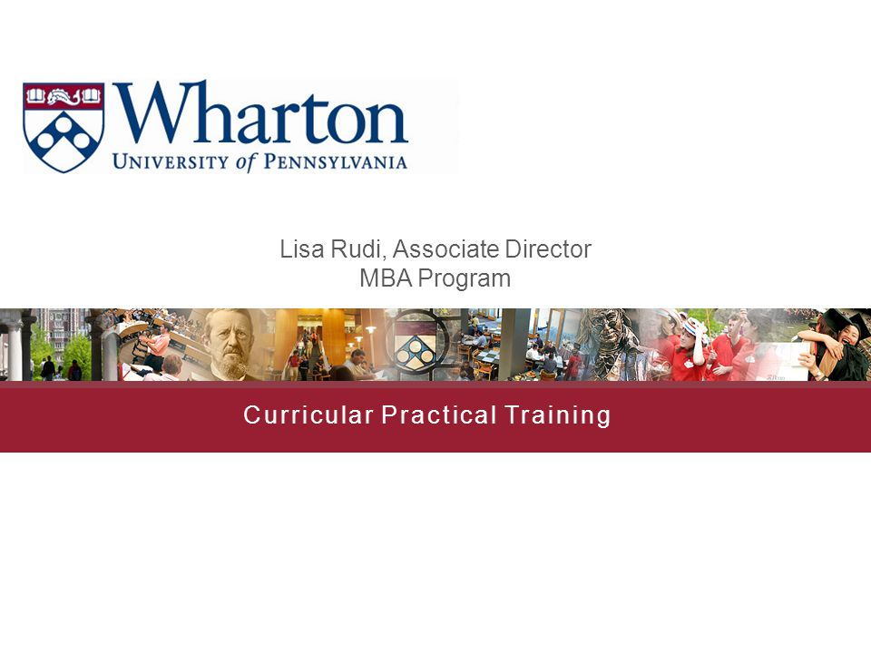 Curricular Practical Training