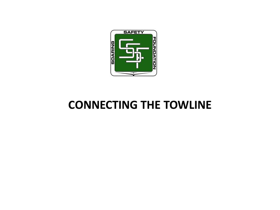 CONNECTING THE TOWLINE