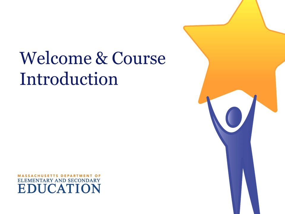 Welcome & Course Introduction