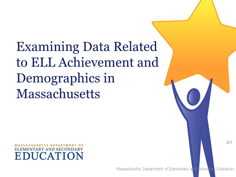 Examining Data Related to ELL Achievement and Demographics in Massachusetts