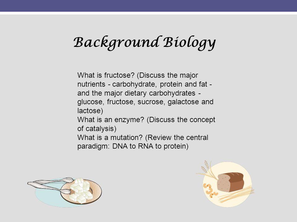 Background Biology