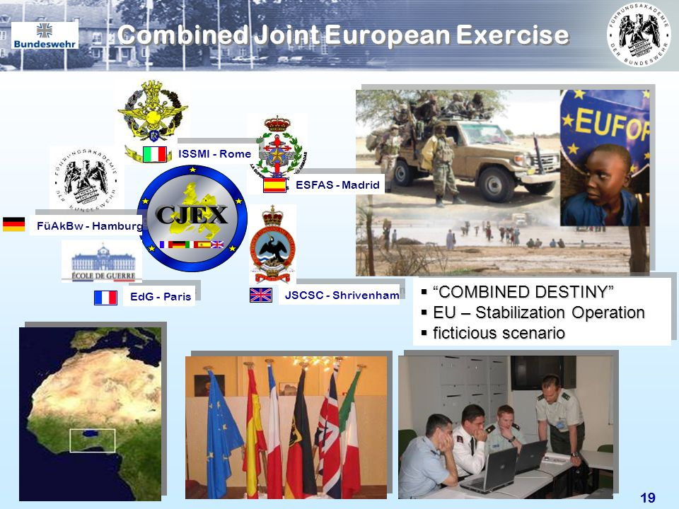 Combined Joint European Exercise