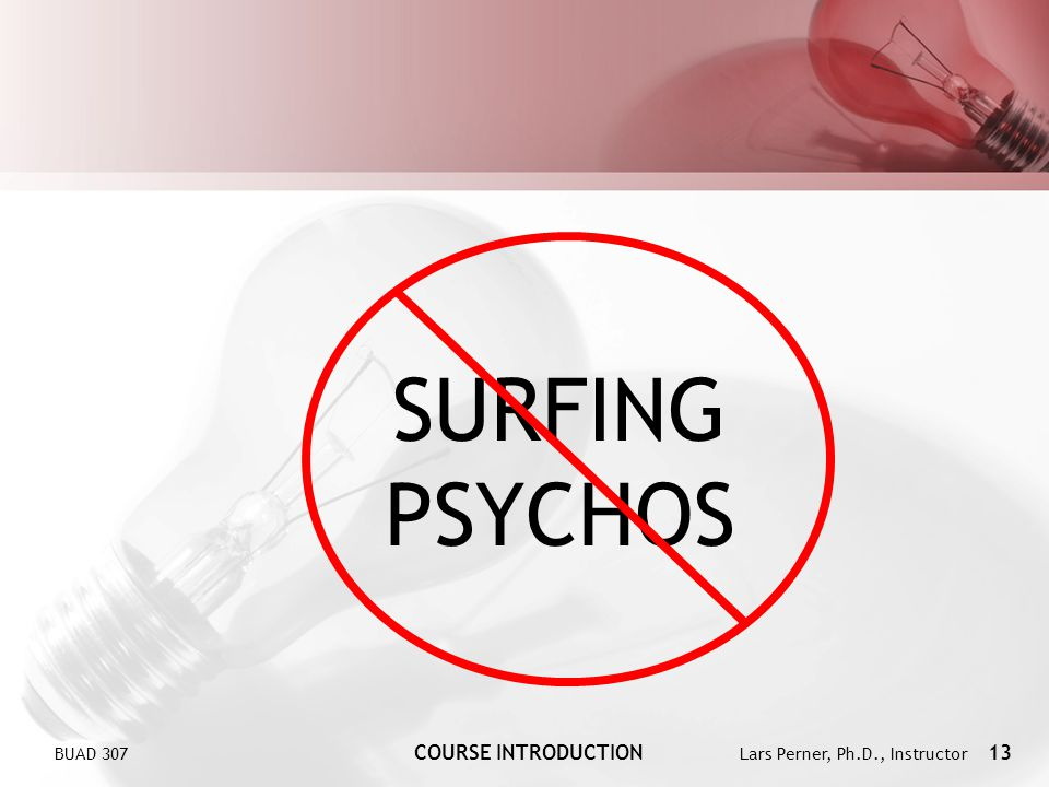 SURFING PSYCHOS