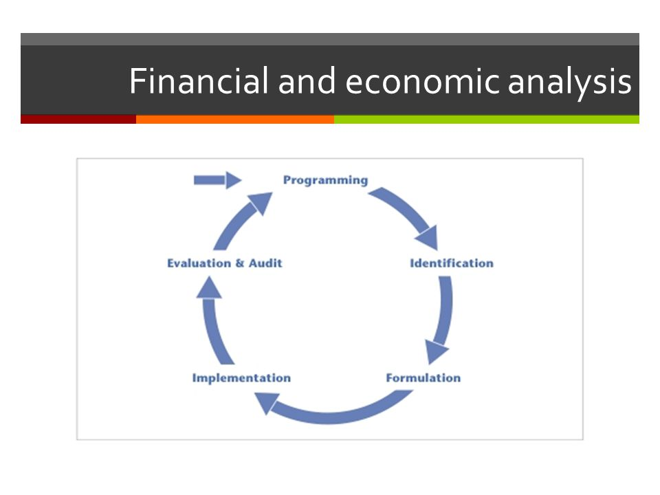 Financial and economic analysis