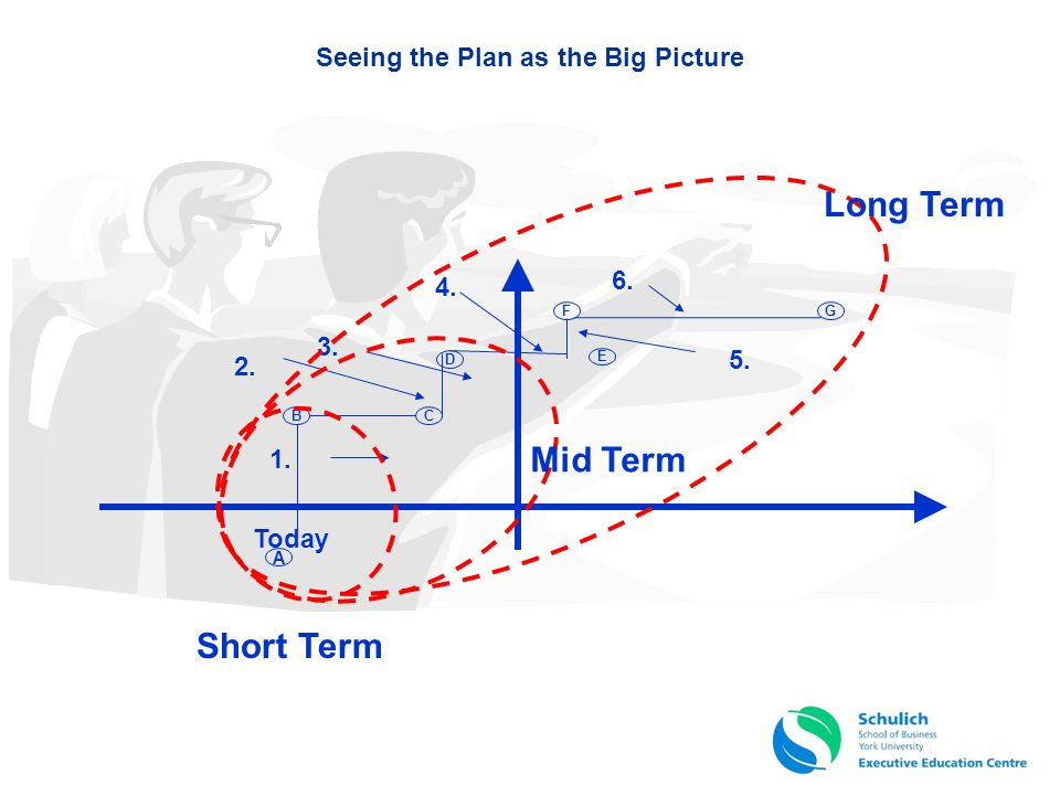Seeing the Plan as the Big Picture