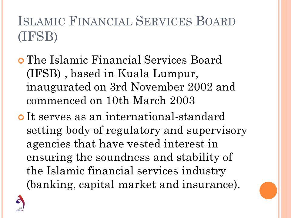 Islamic Financial Services Board (IFSB)