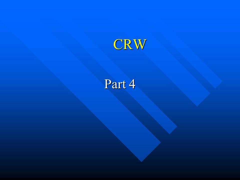 CRW Part 4