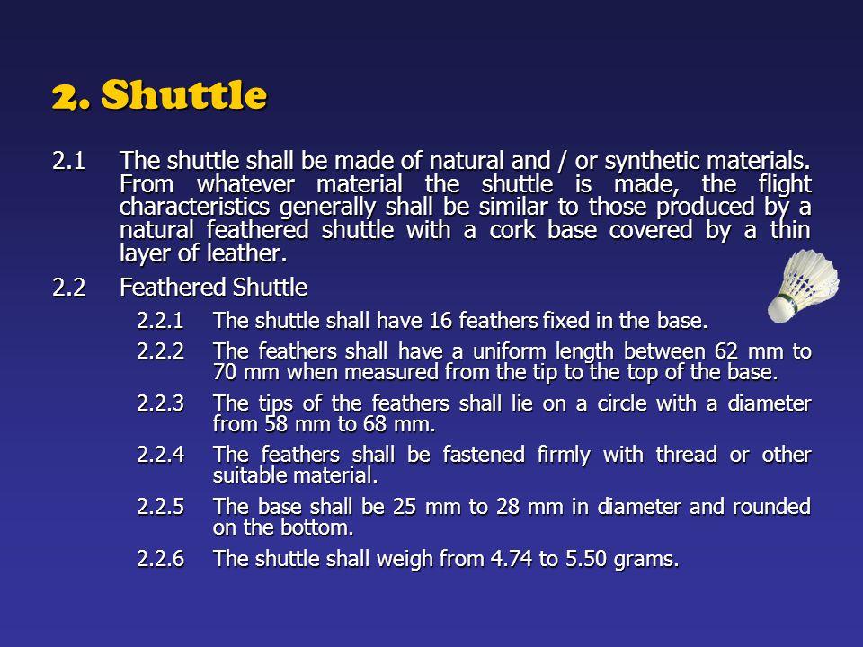 2. Shuttle