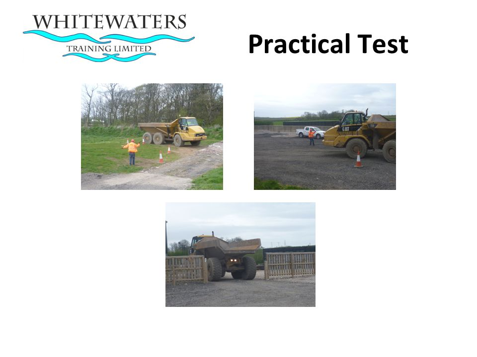 Practical Test