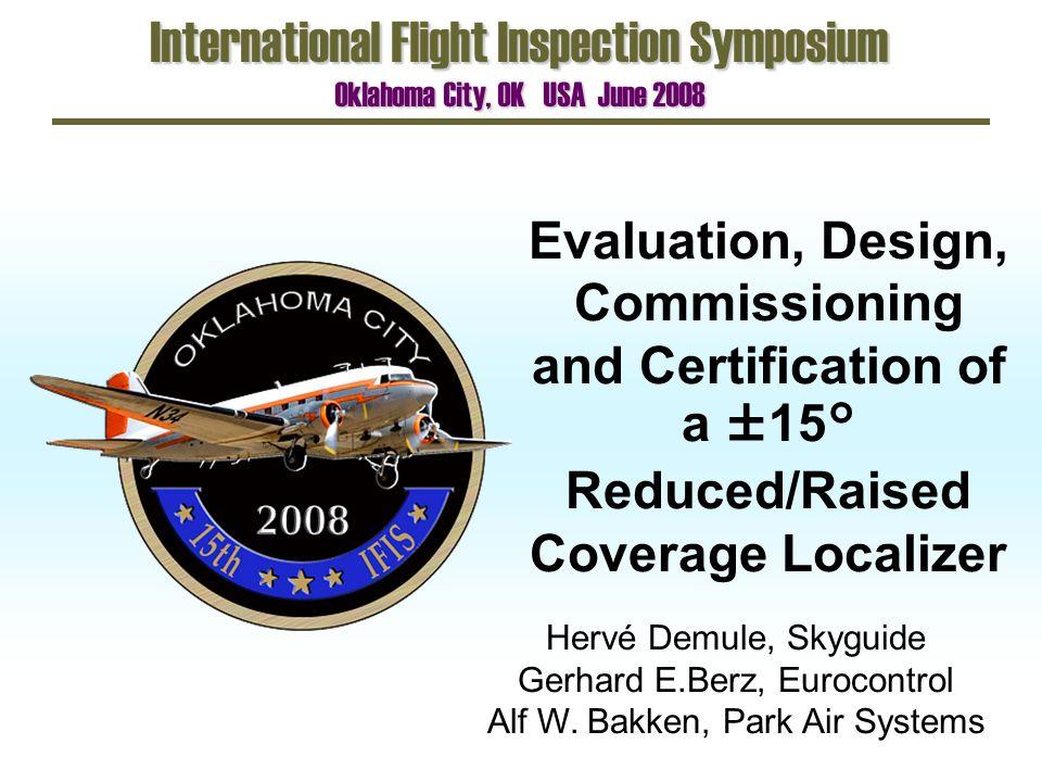 International Flight Inspection Symposium